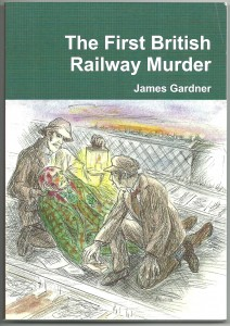 front cover of first British Railway Murder